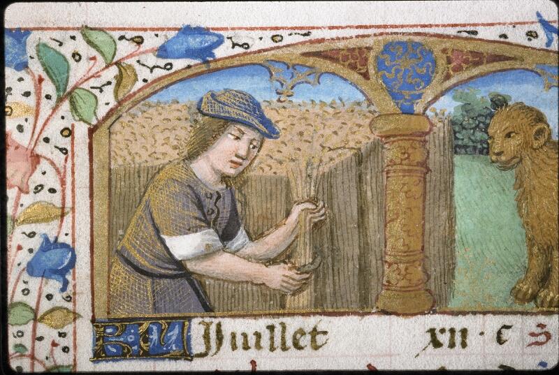 Lyon, Bibl. mun., ms. 5997, f. 005 - vue 2