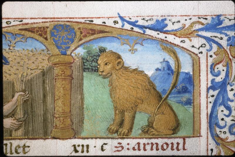 Lyon, Bibl. mun., ms. 5997, f. 005 - vue 3