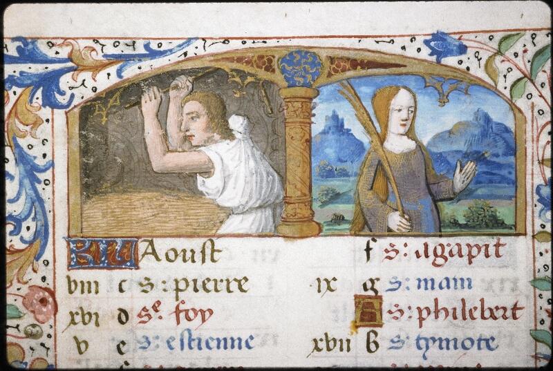 Lyon, Bibl. mun., ms. 5997, f. 005v - vue 1