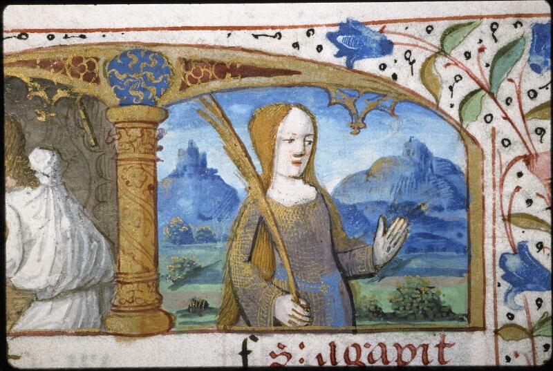 Lyon, Bibl. mun., ms. 5997, f. 005v - vue 3