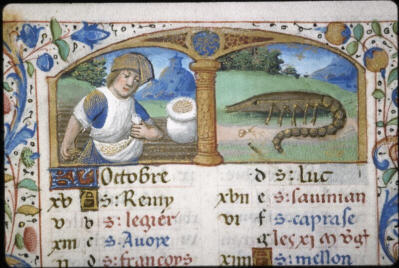 Lyon, Bibl. mun., ms. 5997, f. 006v - vue 1