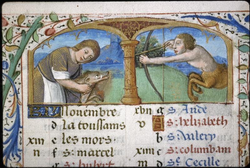Lyon, Bibl. mun., ms. 5997, f. 007 - vue 1