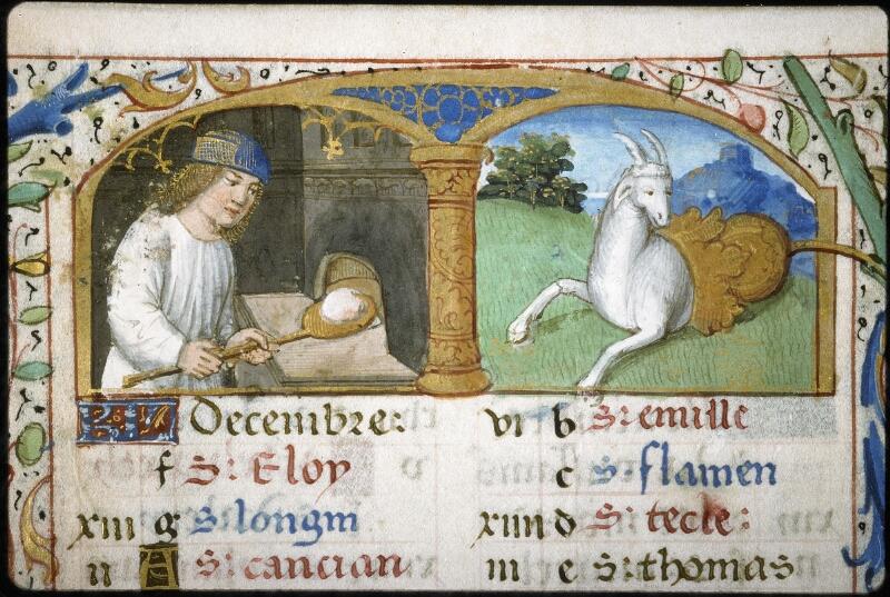 Lyon, Bibl. mun., ms. 5997, f. 007v - vue 1