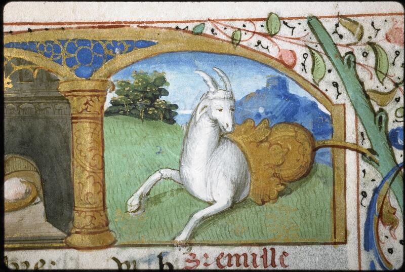 Lyon, Bibl. mun., ms. 5997, f. 007v - vue 3