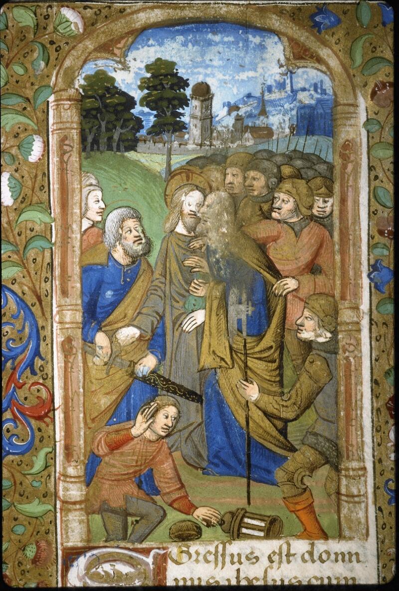 Lyon, Bibl. mun., ms. 5997, f. 020 - vue 1
