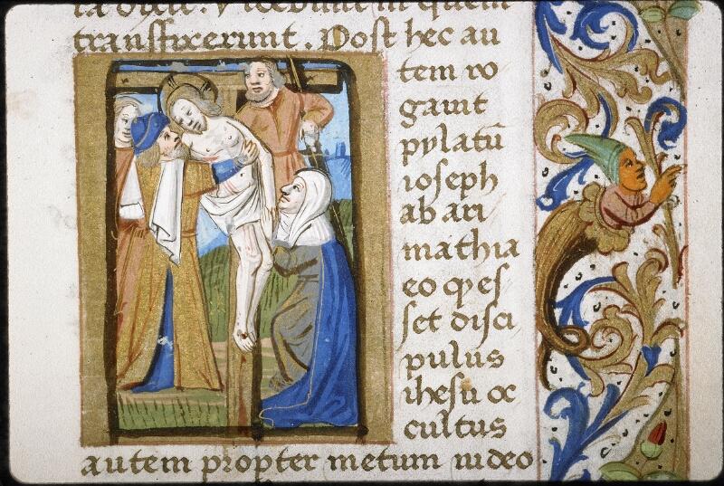Lyon, Bibl. mun., ms. 5997, f. 029 - vue 1