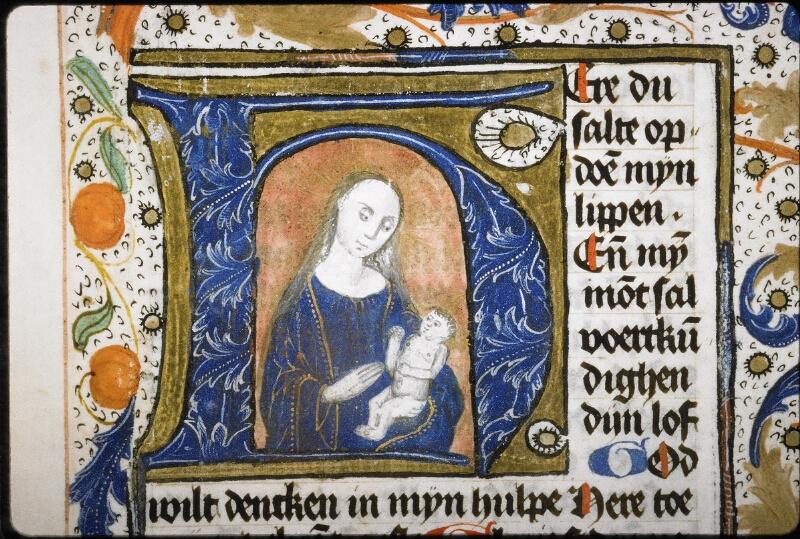 Lyon, Bibl. mun., ms. 5998, f. 015 - vue 3