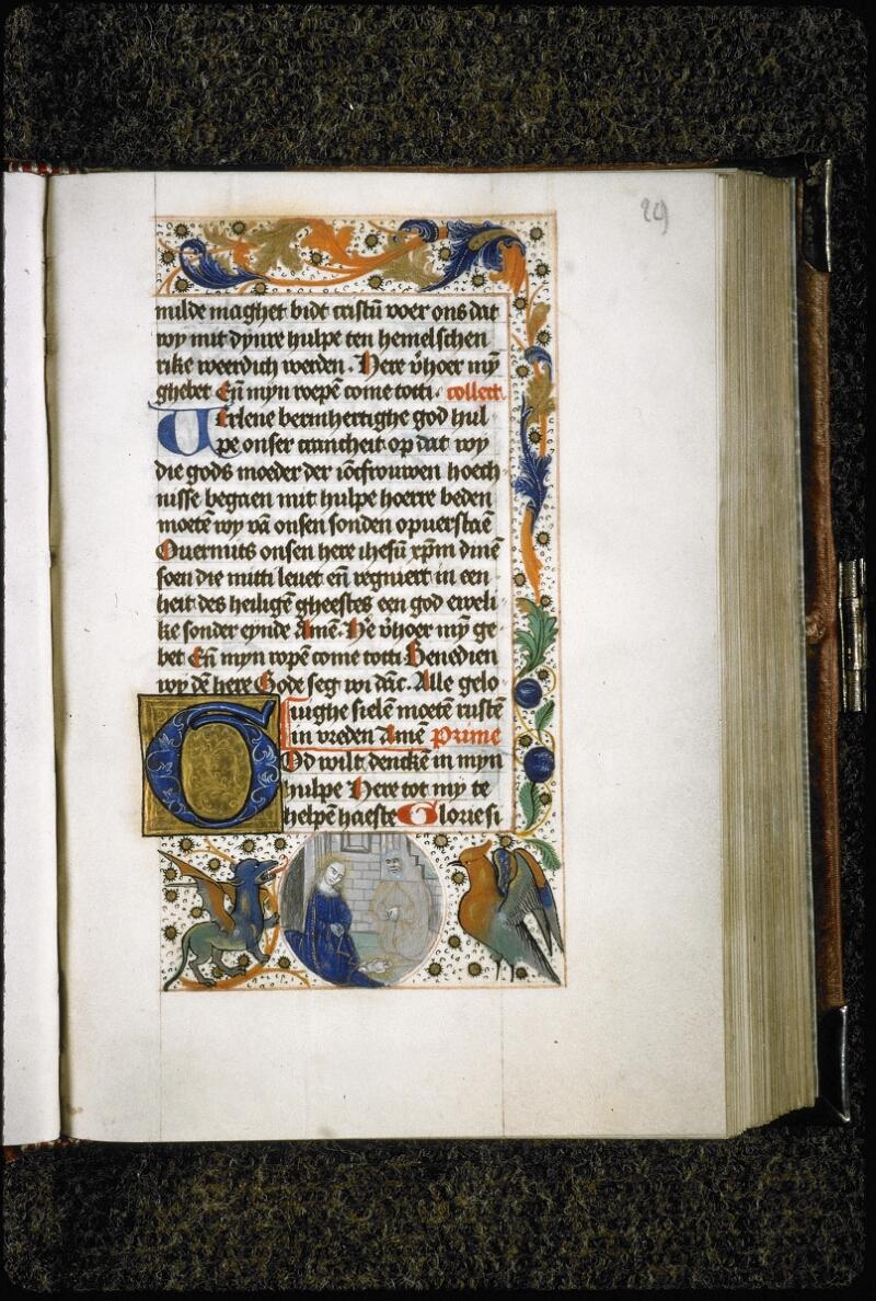 Lyon, Bibl. mun., ms. 5998, f. 029 - vue 1