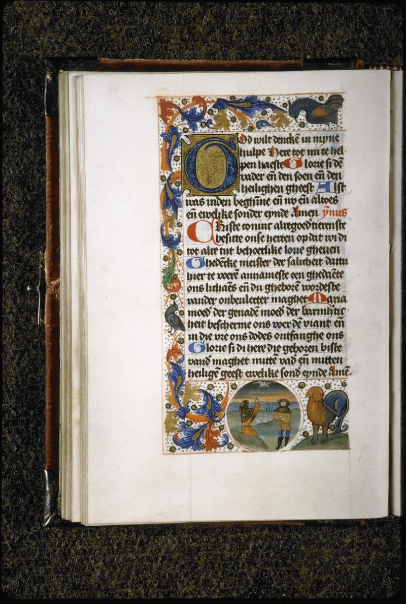 Lyon, Bibl. mun., ms. 5998, f. 032v - vue 1