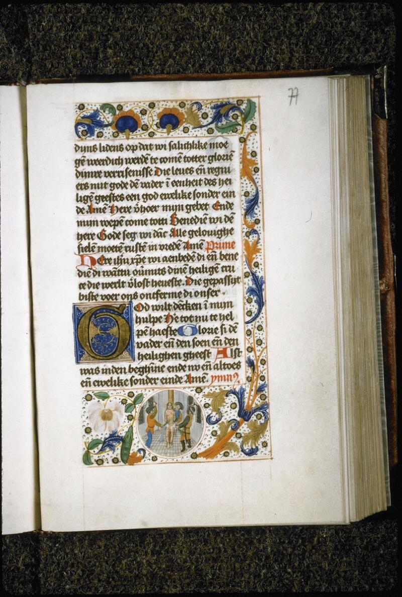 Lyon, Bibl. mun., ms. 5998, f. 077 - vue 1