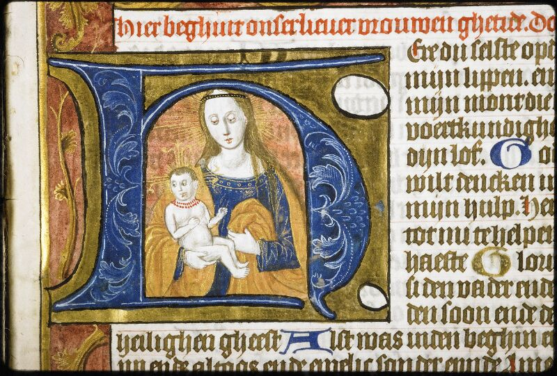 Lyon, Bibl. mun., ms. 5999, f. 014 - vue 3