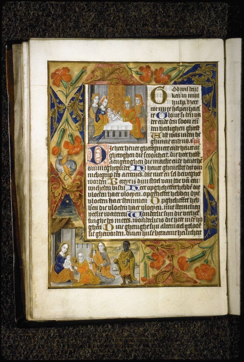 Lyon, Bibl. mun., ms. 5999, f. 019v - vue 1