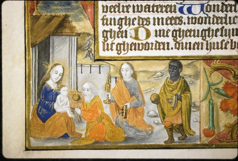 Lyon, Bibl. mun., ms. 5999, f. 019v - vue 3