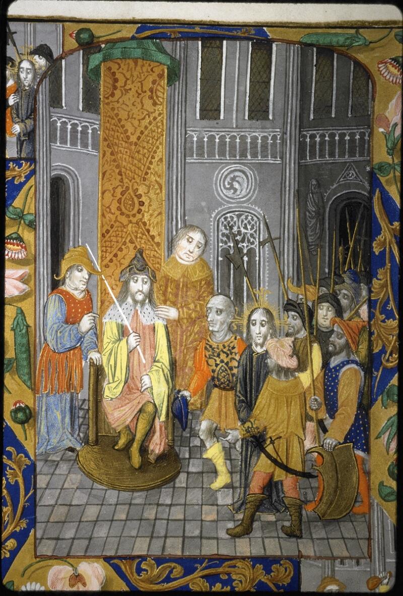 Lyon, Bibl. mun., ms. 5999, f. 046v - vue 1