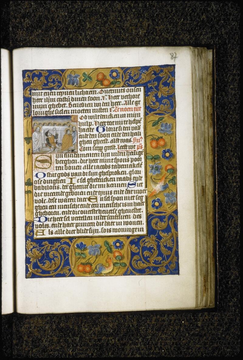 Lyon, Bibl. mun., ms. 5999, f. 087 - vue 1