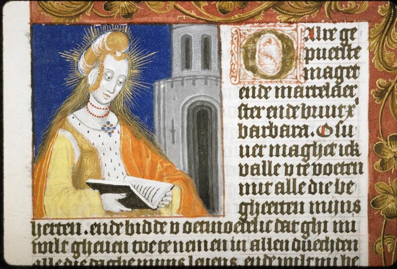 Lyon, Bibl. mun., ms. 5999, f. 100 - vue 2