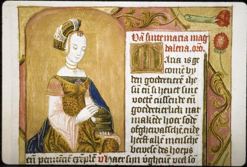 Lyon, Bibl. mun., ms. 5999, f. 101 - vue 2