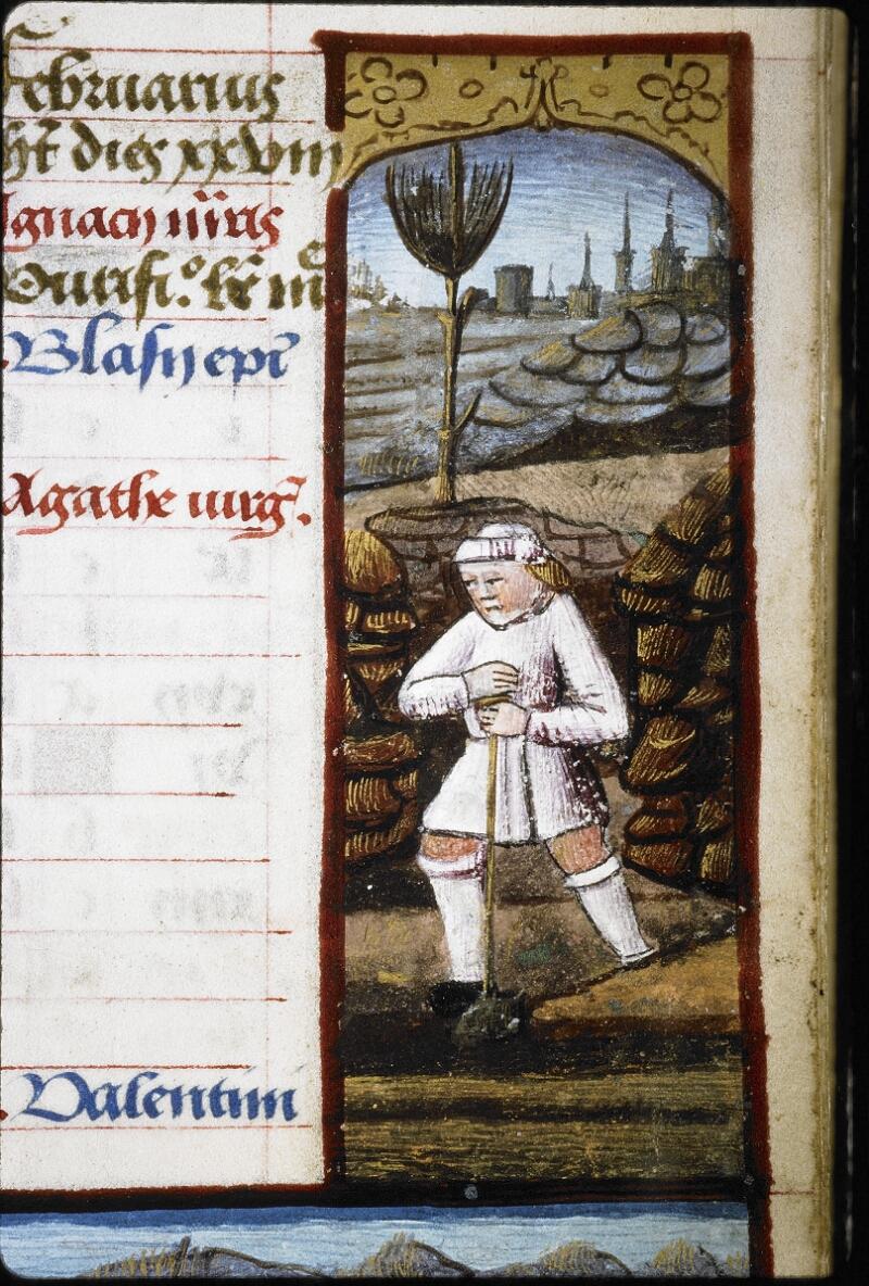Lyon, Bibl. mun., ms. 6000, f. 003 - vue 3
