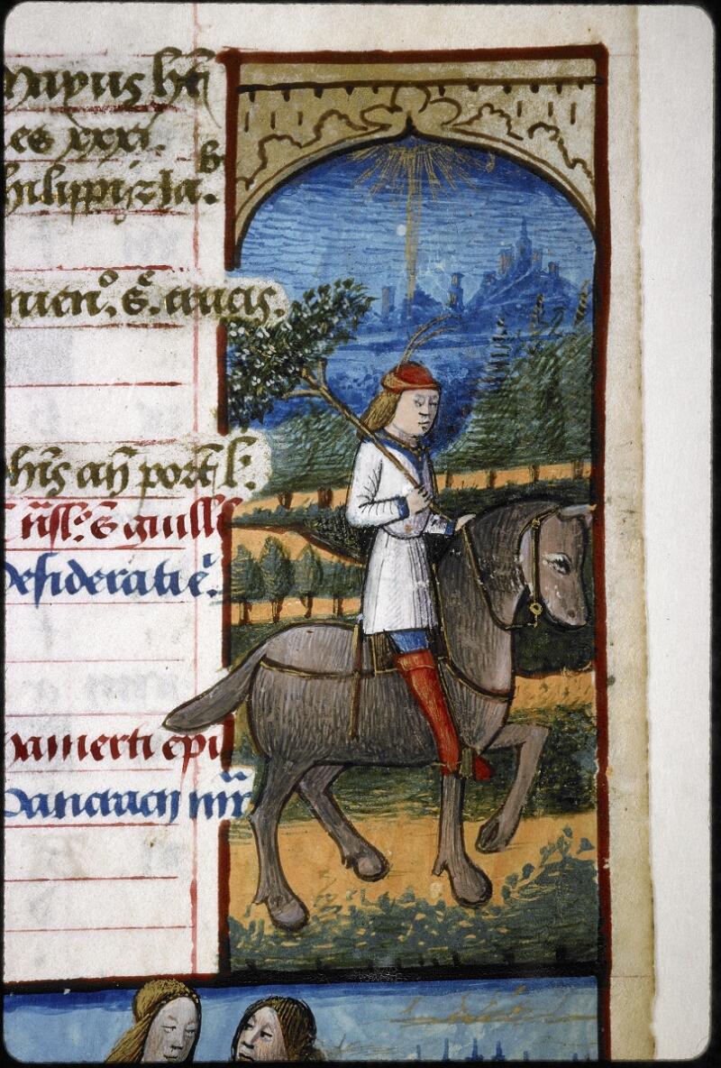 Lyon, Bibl. mun., ms. 6000, f. 006 - vue 1