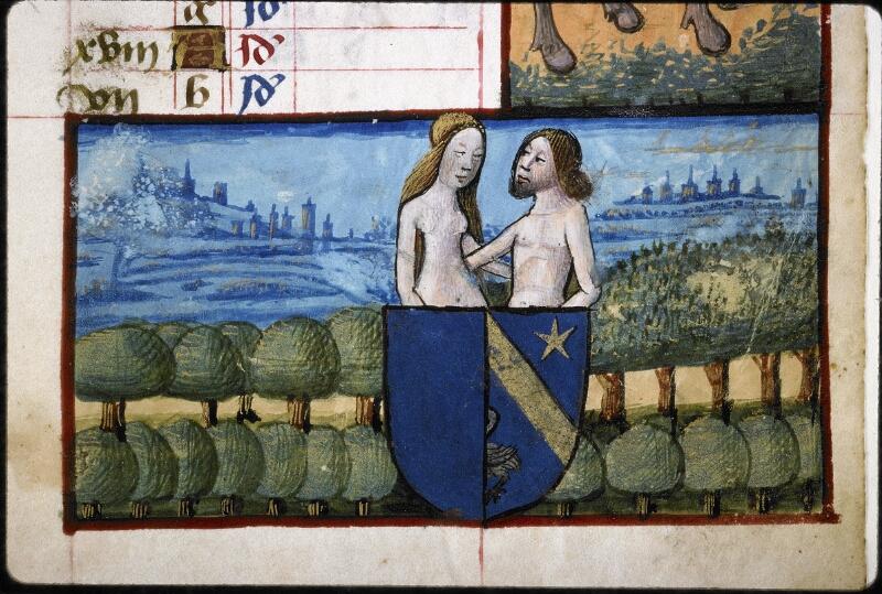 Lyon, Bibl. mun., ms. 6000, f. 006 - vue 2