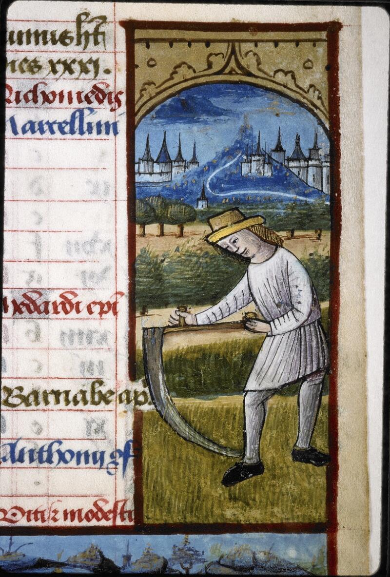Lyon, Bibl. mun., ms. 6000, f. 007 - vue 1