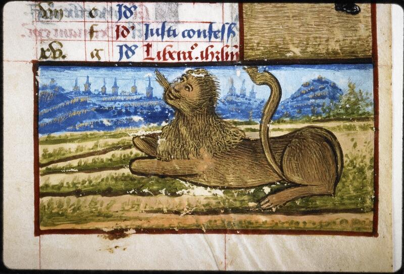 Lyon, Bibl. mun., ms. 6000, f. 008 - vue 2