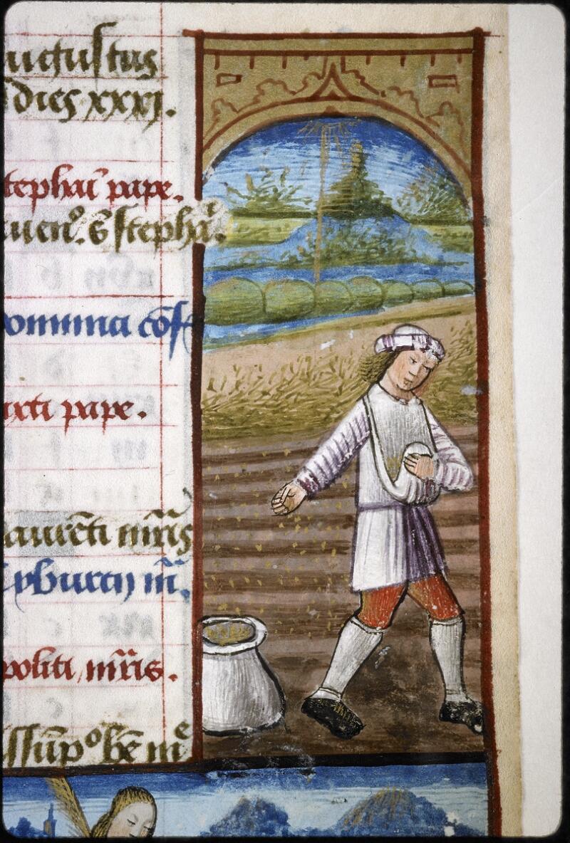 Lyon, Bibl. mun., ms. 6000, f. 009 - vue 1