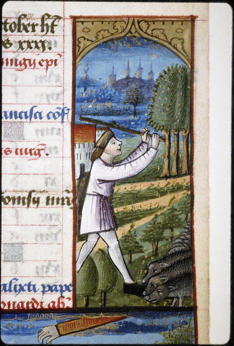 Lyon, Bibl. mun., ms. 6000, f. 011 - vue 1