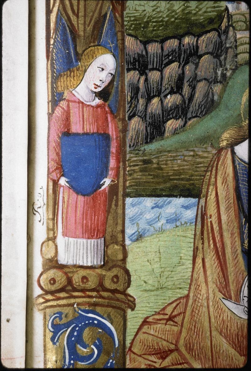 Lyon, Bibl. mun., ms. 6000, f. 014 - vue 2