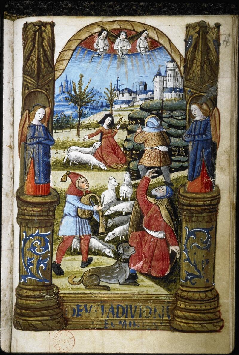 Lyon, Bibl. mun., ms. 6000, f. 076