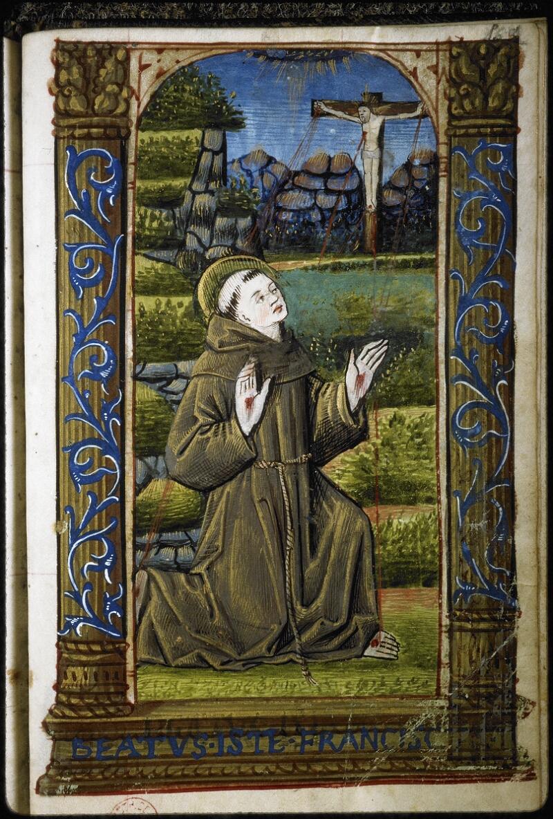Lyon, Bibl. mun., ms. 6000, f. 161