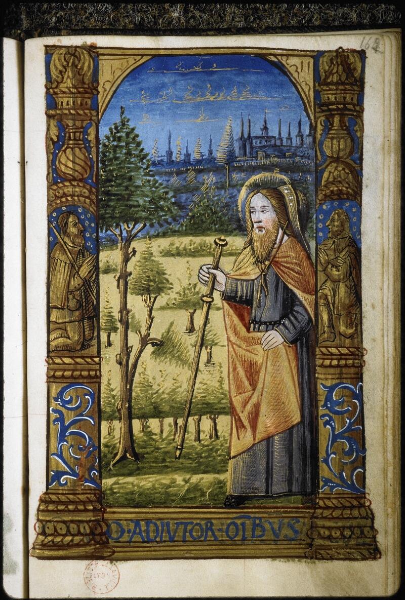 Lyon, Bibl. mun., ms. 6000, f. 162