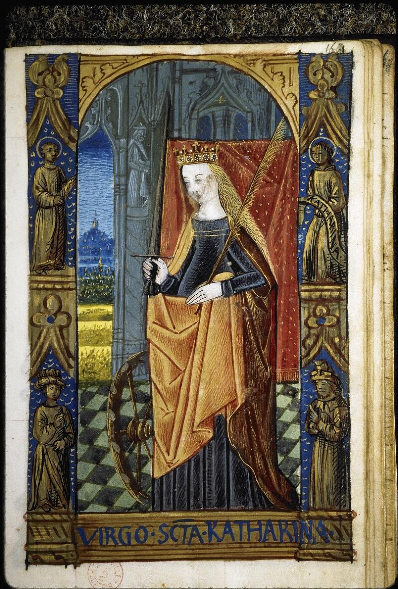 Lyon, Bibl. mun., ms. 6000, f. 167