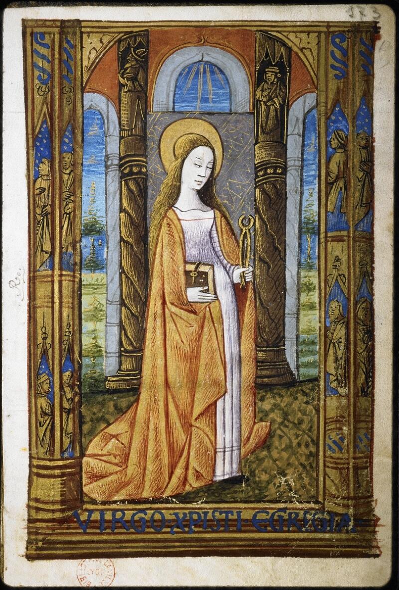 Lyon, Bibl. mun., ms. 6000, f. 173