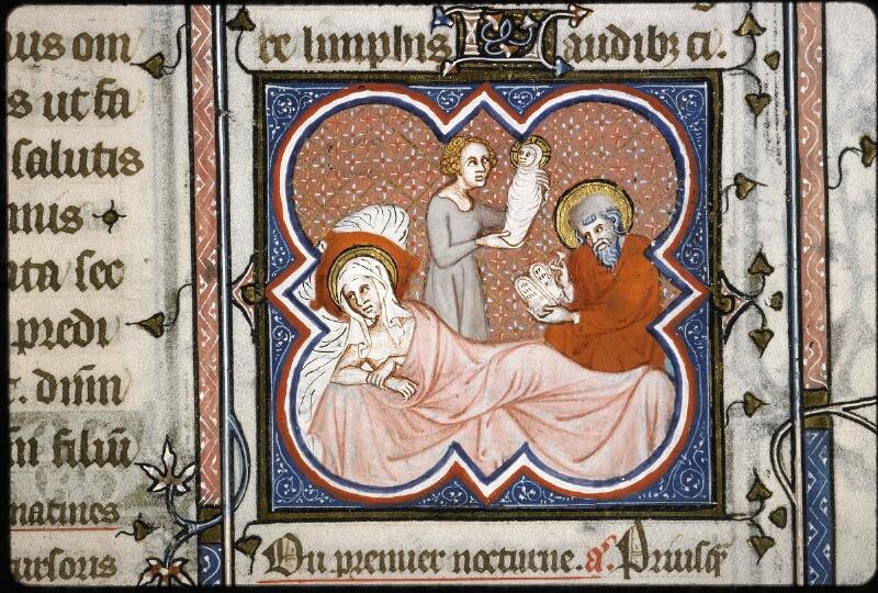 Lyon, Bibl. mun., ms. 6020, f. 023 - vue 1