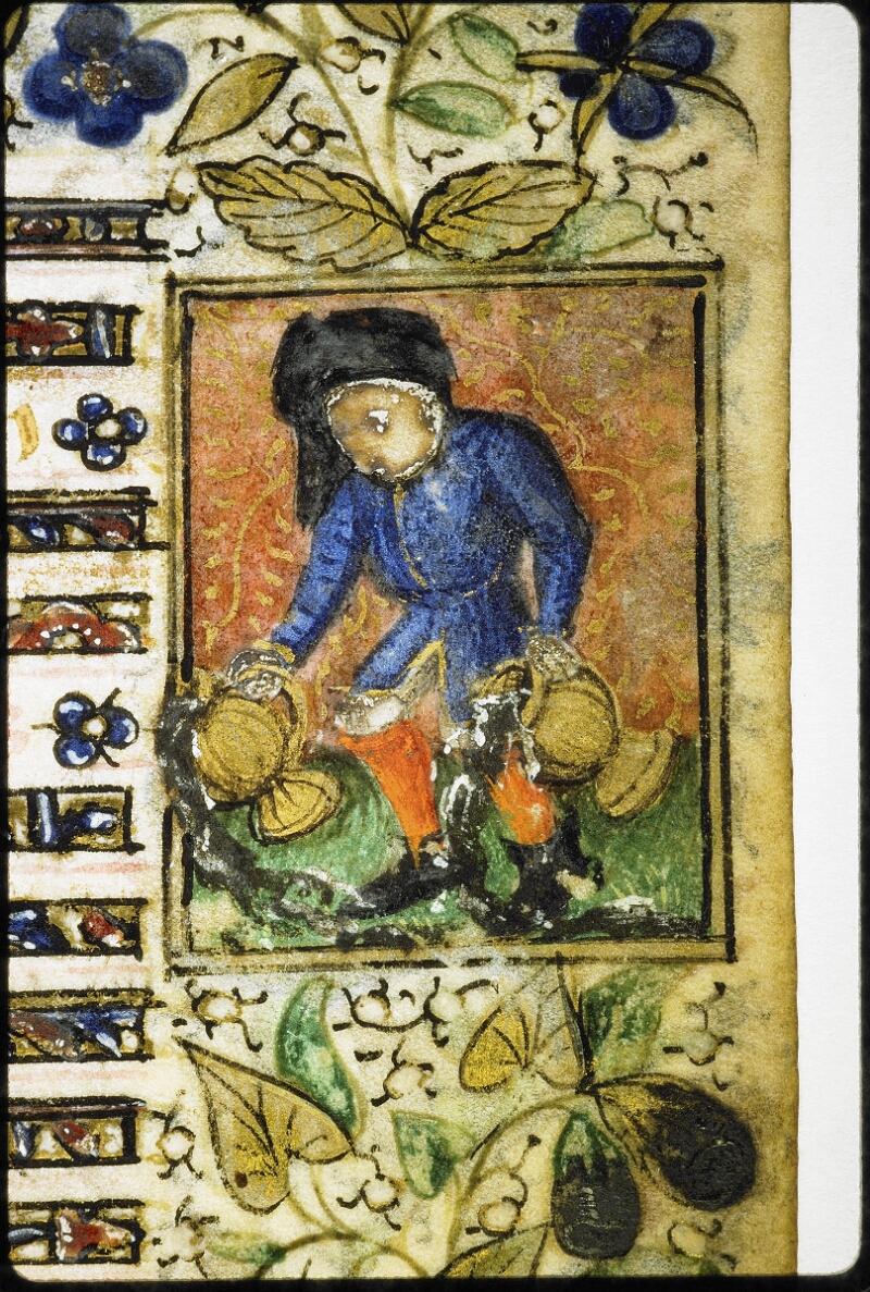 Lyon, Bibl. mun., ms. 6022, f. 001 - vue 3