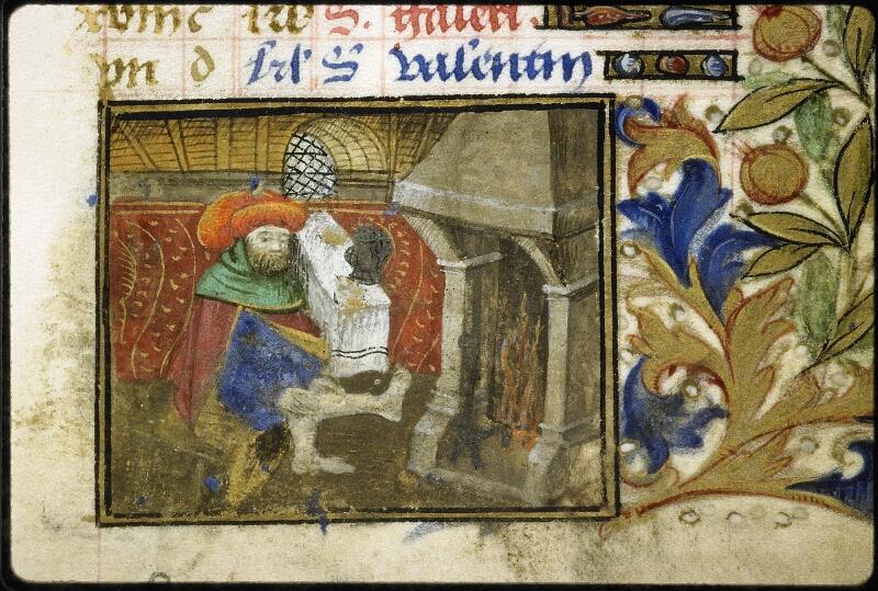 Lyon, Bibl. mun., ms. 6022, f. 002 - vue 2