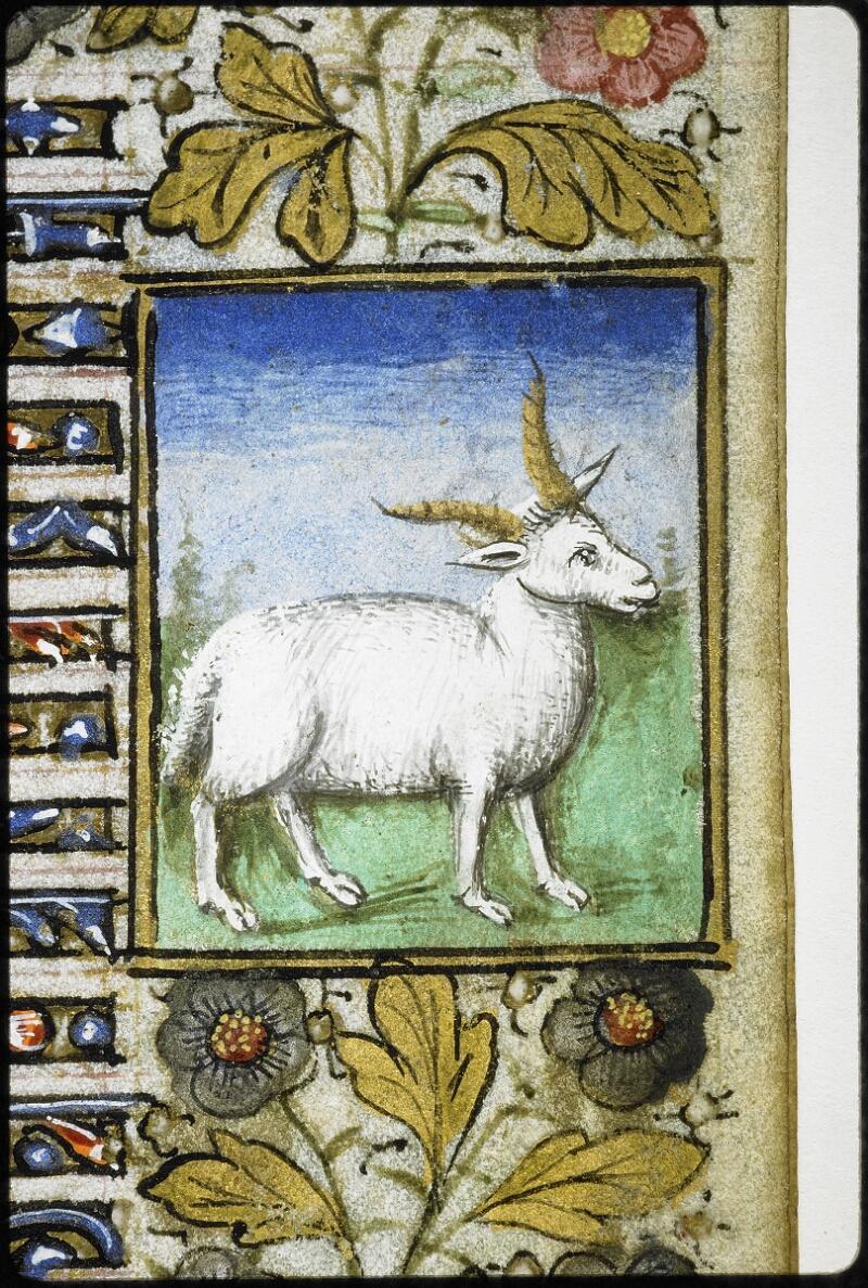 Lyon, Bibl. mun., ms. 6022, f. 003 - vue 1