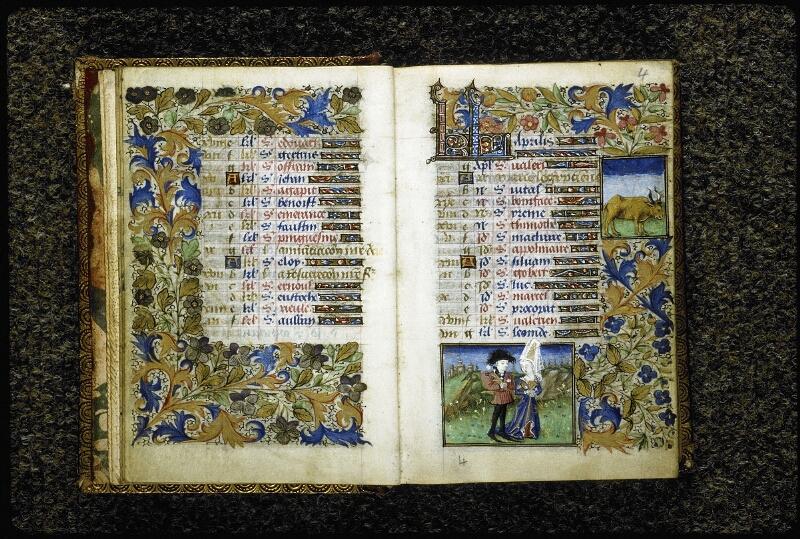 Lyon, Bibl. mun., ms. 6022, f. 003v-004