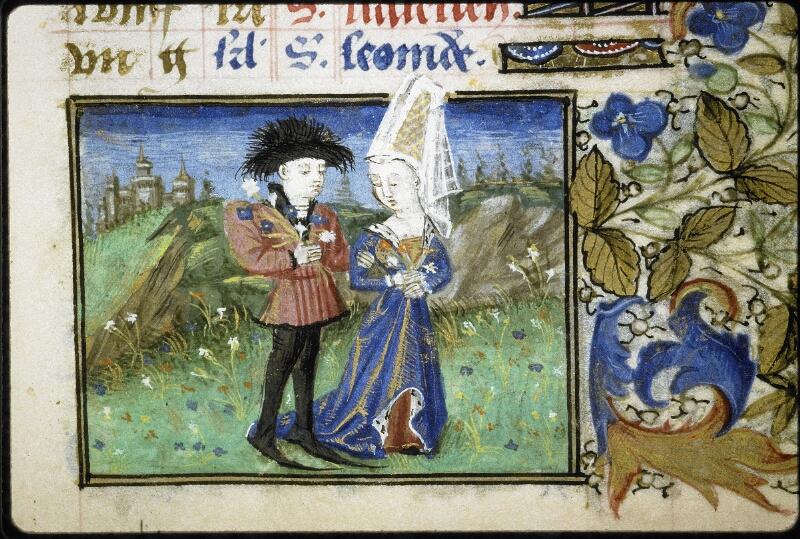 Lyon, Bibl. mun., ms. 6022, f. 004 - vue 2