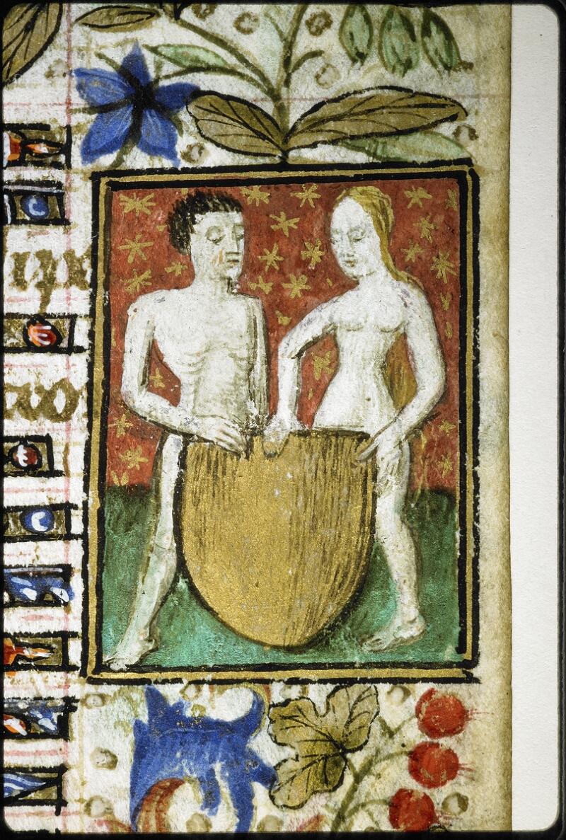 Lyon, Bibl. mun., ms. 6022, f. 005 - vue 1