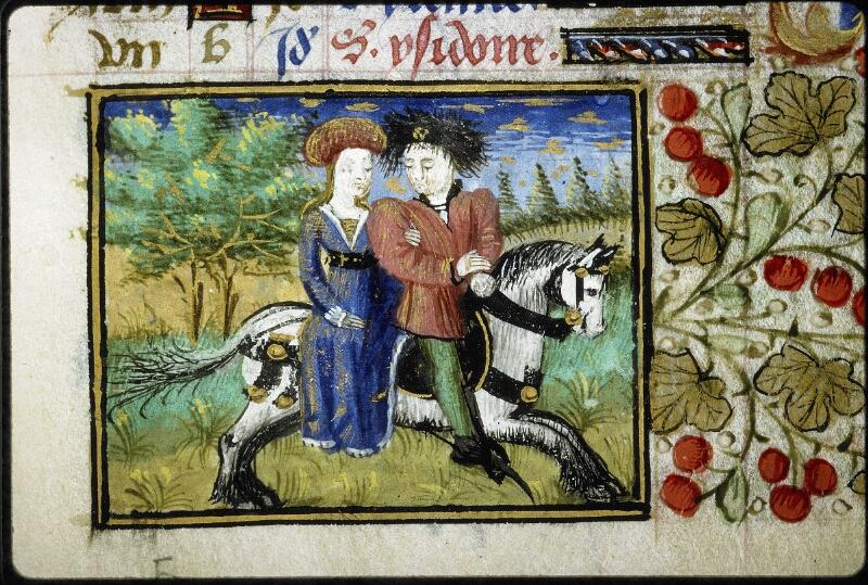 Lyon, Bibl. mun., ms. 6022, f. 005 - vue 3