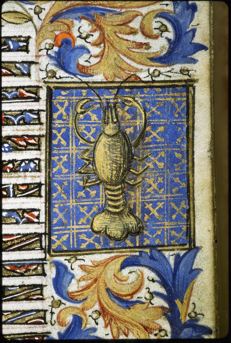 Lyon, Bibl. mun., ms. 6022, f. 006 - vue 1