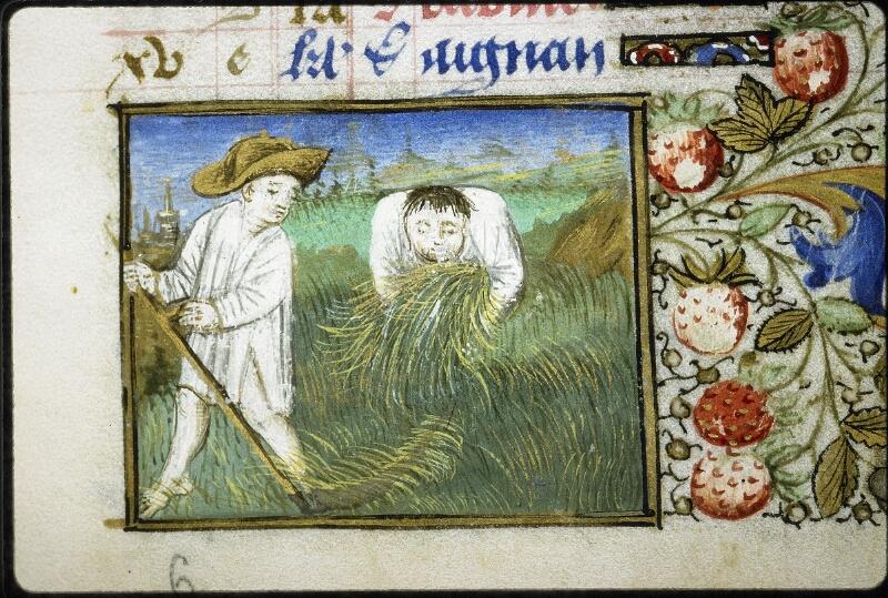Lyon, Bibl. mun., ms. 6022, f. 006 - vue 2