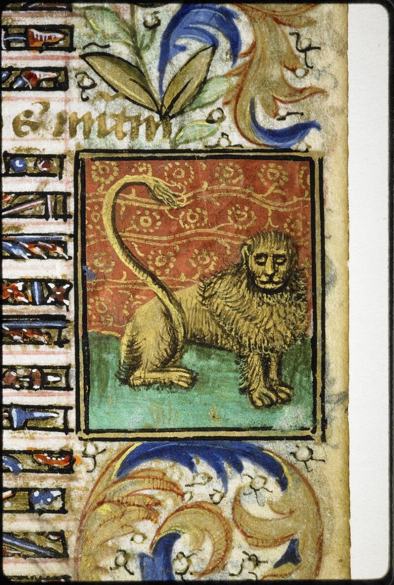 Lyon, Bibl. mun., ms. 6022, f. 007 - vue 1