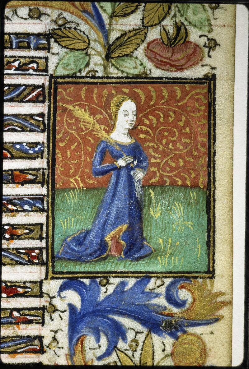 Lyon, Bibl. mun., ms. 6022, f. 008 - vue 1