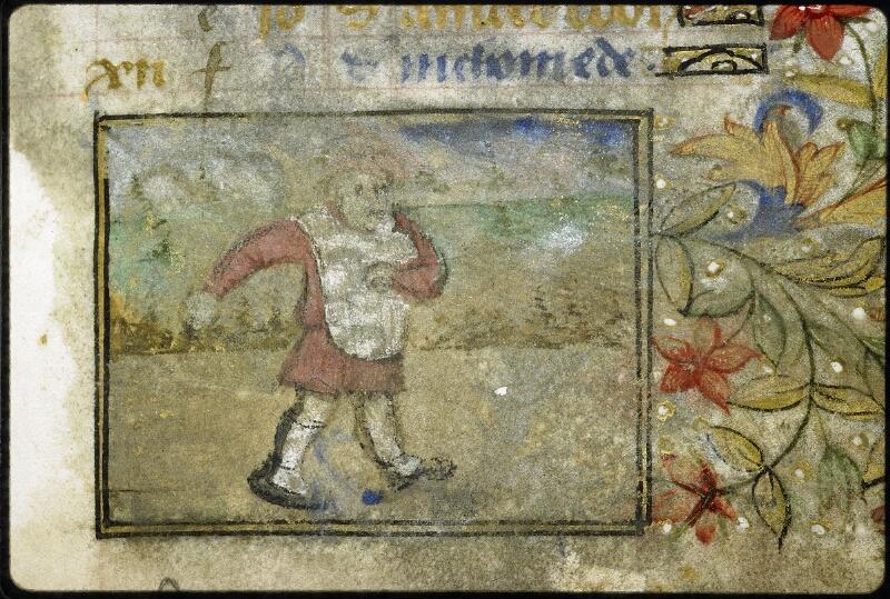 Lyon, Bibl. mun., ms. 6022, f. 009 - vue 2