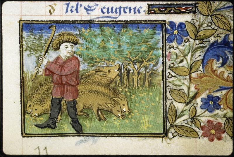 Lyon, Bibl. mun., ms. 6022, f. 011 - vue 2