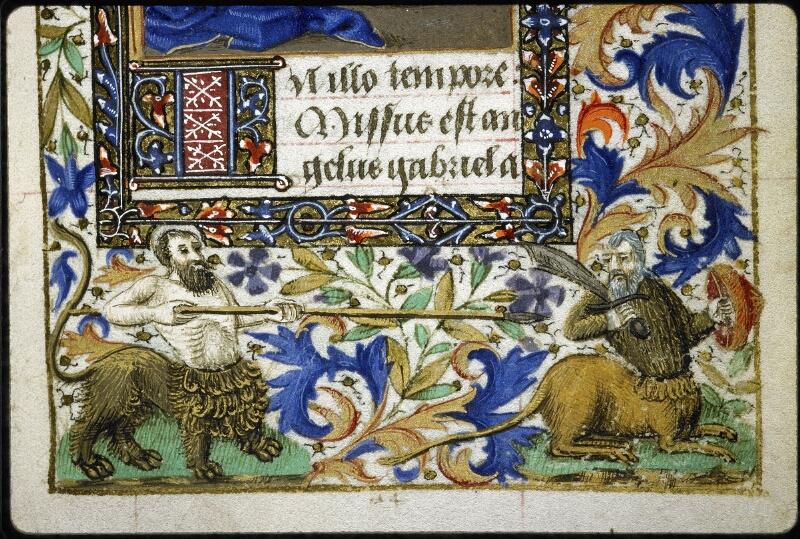 Lyon, Bibl. mun., ms. 6022, f. 015 - vue 2