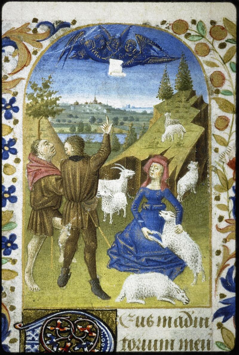 Lyon, Bibl. mun., ms. 6022, f. 077v - vue 1
